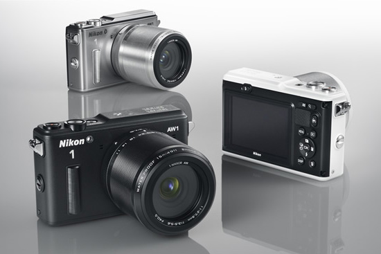 Nikon-1-AW1-mirrorless-underwater-camera