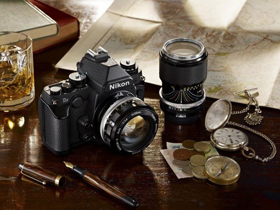 Nikon-Df-announcement