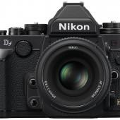 Nikon-Df-black-front