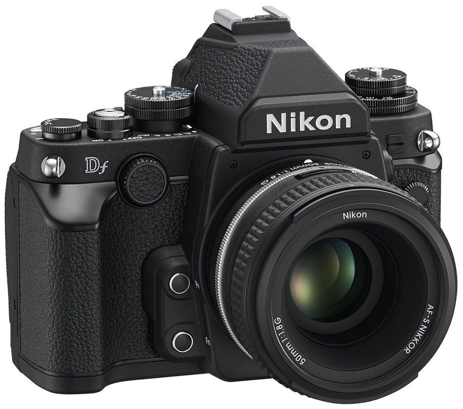 Nikon-Df-black-left