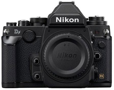 Nikon-Df-body-only-black
