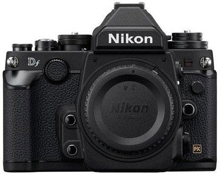 Nikon-Df-body-only-black