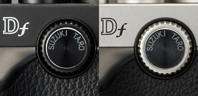 Nikon-Df-camera-engraving