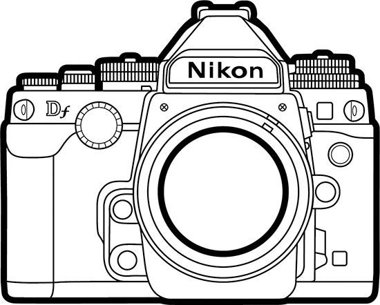 Nikon-Df-camera-lines