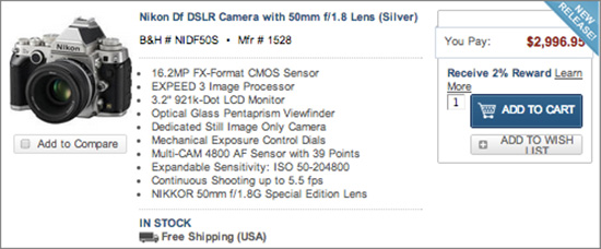 Nikon-Df-camera-now-in-stock