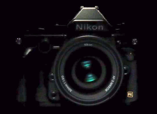 Nikon-Df-camera-revealed