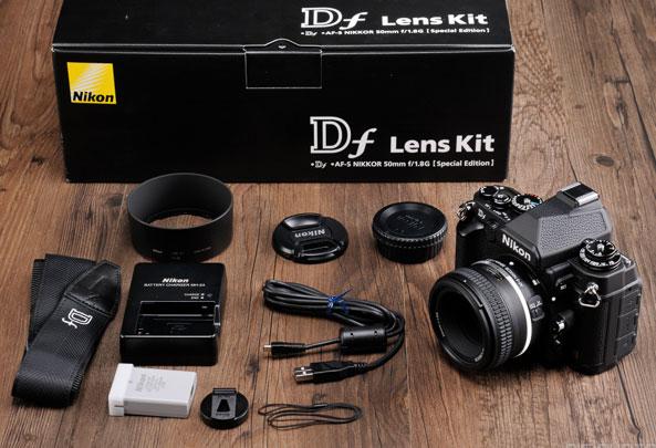 Nikon-Df-camera-unboxing