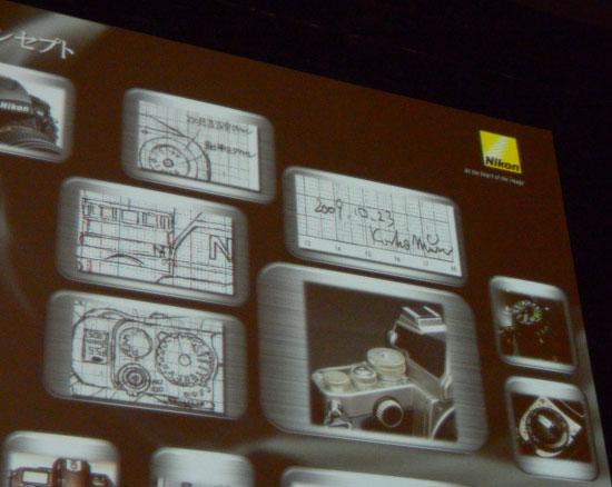 Nikon-Df-design-sketches