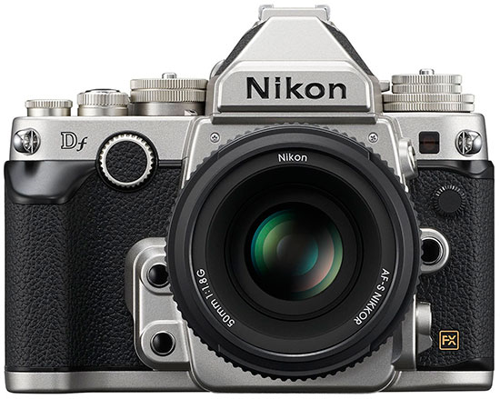 First Nikon Df camera price drop?