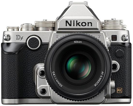 Nikon-Df-lens-kit-silver