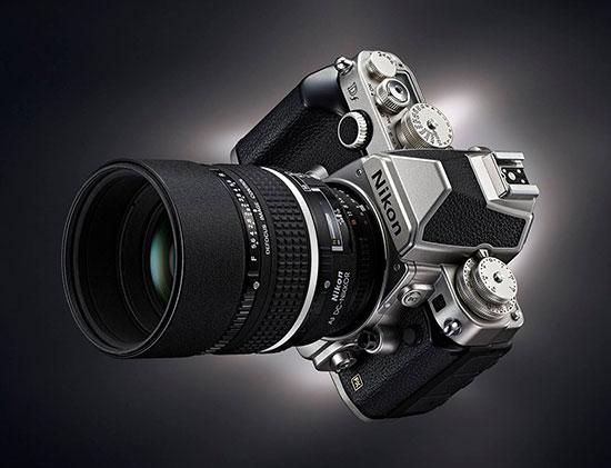 Nikon-Df-lens