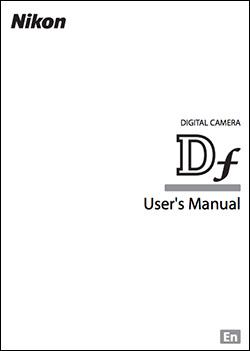 Nikon-Df-manual