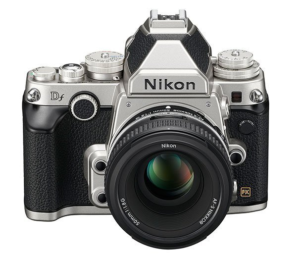 This is the Nikon Df c...