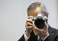 Nikon-President-Makoto-Kimura