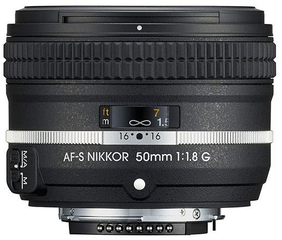 Nikon-Special-Edition-AF-S-NIKKOR-50mm-f1.8G-lens
