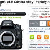 Refurbished-Nikon-D600-camera-deal