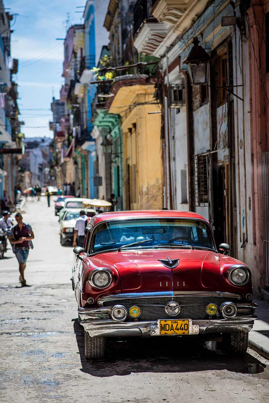 Cuba with the Nikon D800