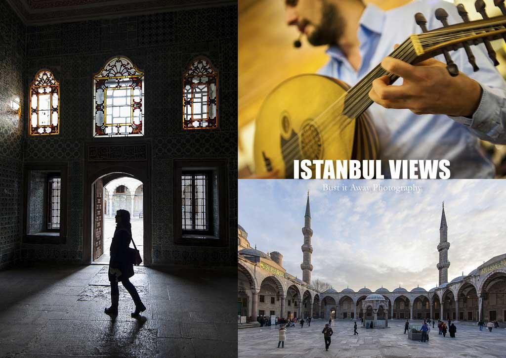 Istanbul Views 1 -  Web