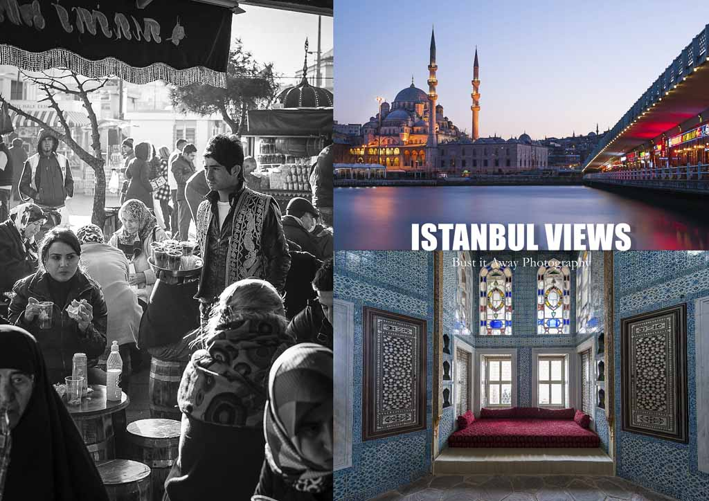 Istanbul Views 3 -  Web