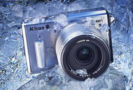 Nikon-1-AW-underwater-camera