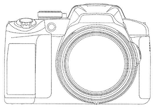 Nikon-Coopix-P530-camera-front