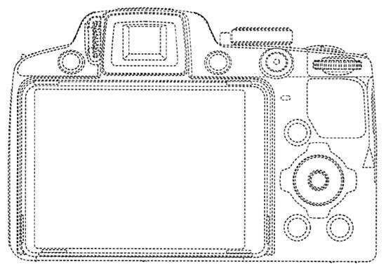 Nikon-Coopix-P530-camera-patent