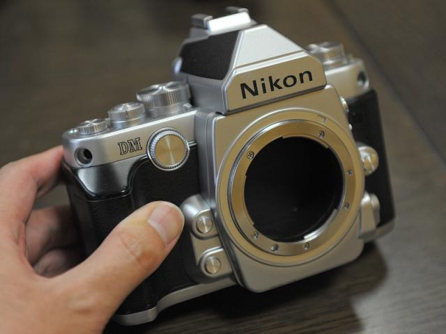 Nikon Df camera prototype