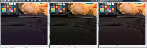 Nikon Df vs D800 vs Canon 6D high ISO comparison 2