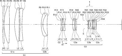 Nikon Nikkor 600mm f:4 lens patent