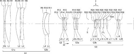 Nikon Nikkor 800mm f:5.6 lens patent