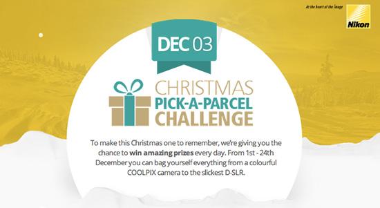 Nikon-UK-Christmas-competition