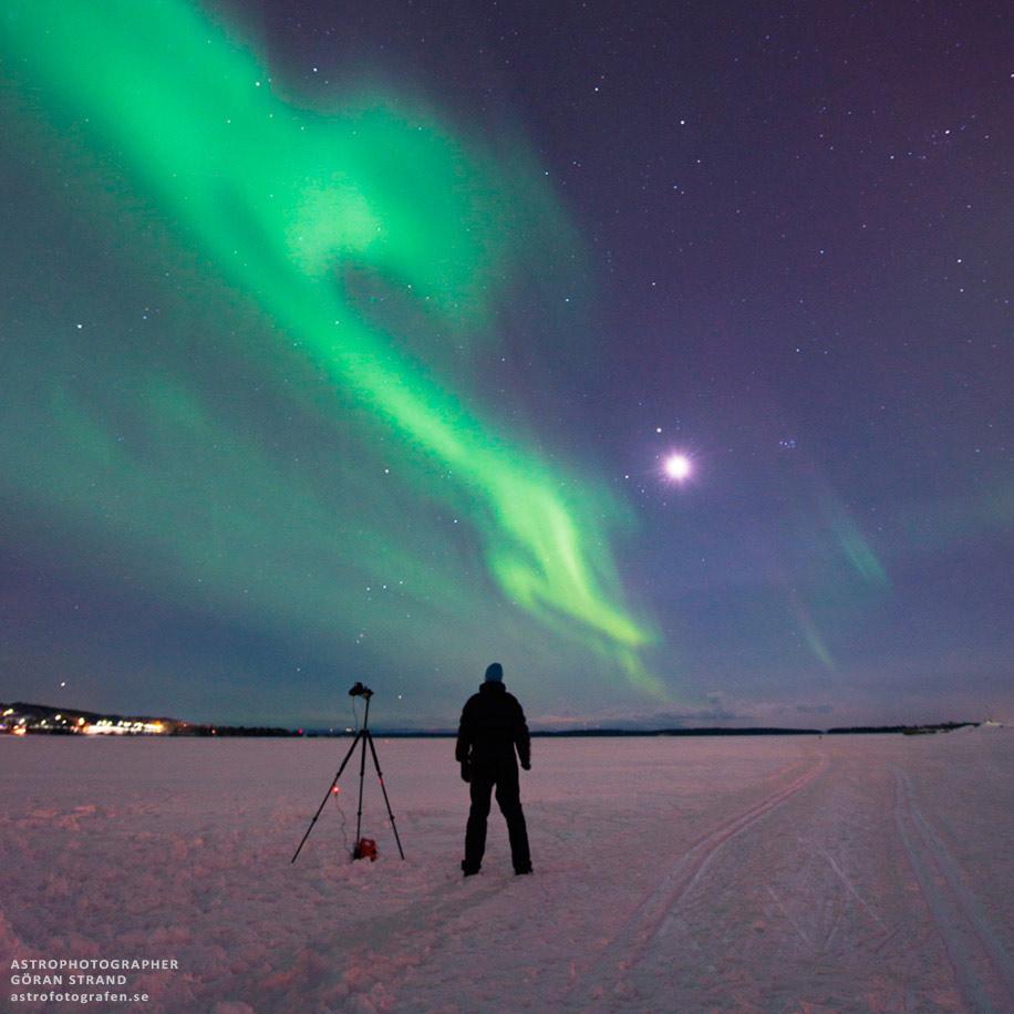The hunt for Aurora Borealis 3