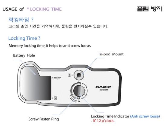 Gariz half leather case for Nikon Df camera 1