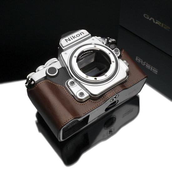 Gariz half leather case for Nikon Df camera 2