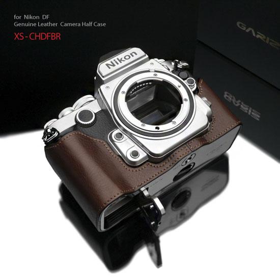 Gariz half leather case for Nikon Df camera 3