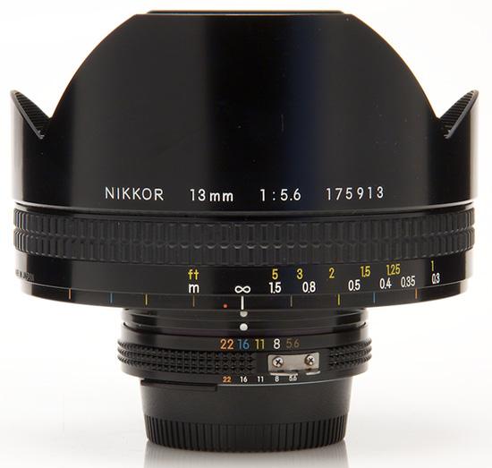 Nikkor-13mm-f5.6-AIS-lens