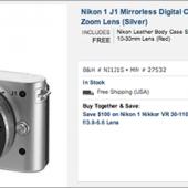 Nikon-1-J1-camera-sale