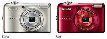 Nikon-Coolpix-L30-compact-camera