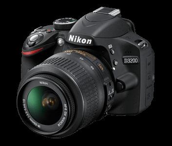 Nikon D3200-small