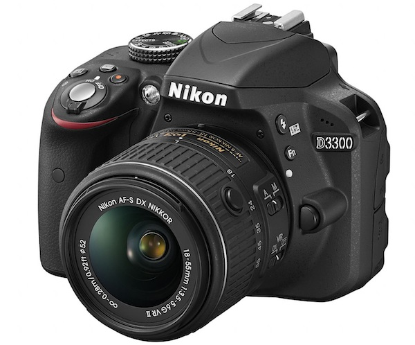 Those are the first images of the Nikon D3300 camera with the new 18