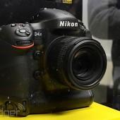 Nikon D4s CES 2