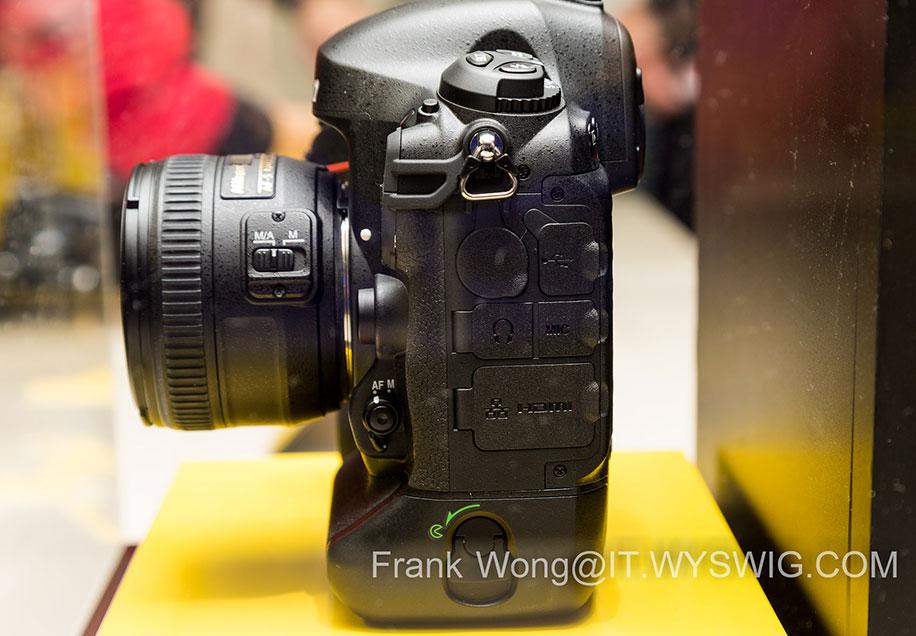Nikon-D4s-DSLR-camera-side
