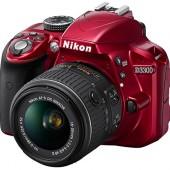 Nikon-D5300-camera-red