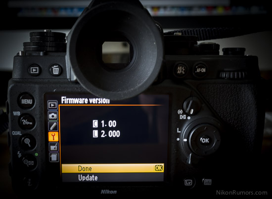 New firmware updates released for Nikon Df, D5200 and D3200