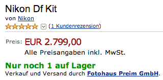 Nikon-Df-listed-on-Amazon-Deutschland