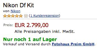 Nikon-Df-listed-on-Amazon-Deutschland
