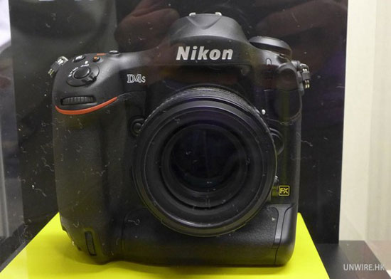 NikonD4s-front