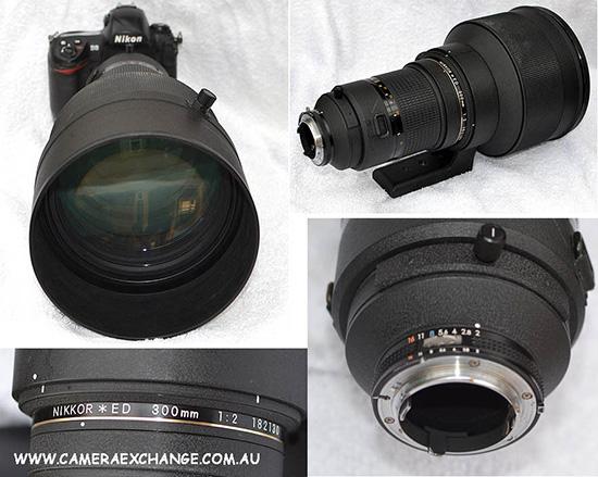 Rare-Nikon-300mm-f2.0-ED-IF-AIS-lens