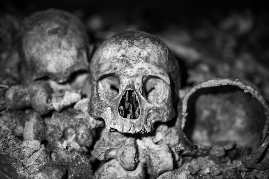 Steven Hyatt Paris Catacombs 12