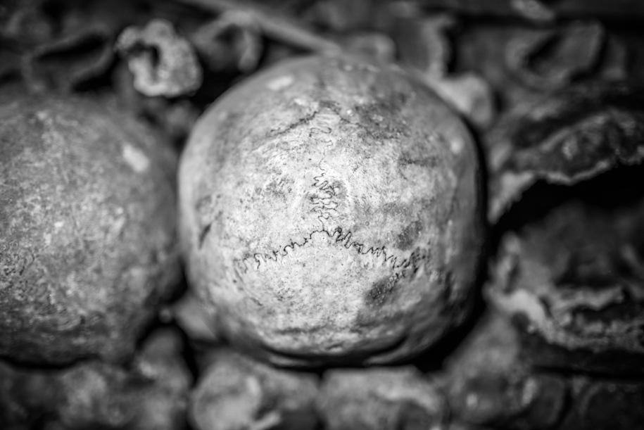 Steven Hyatt Paris Catacombs 2